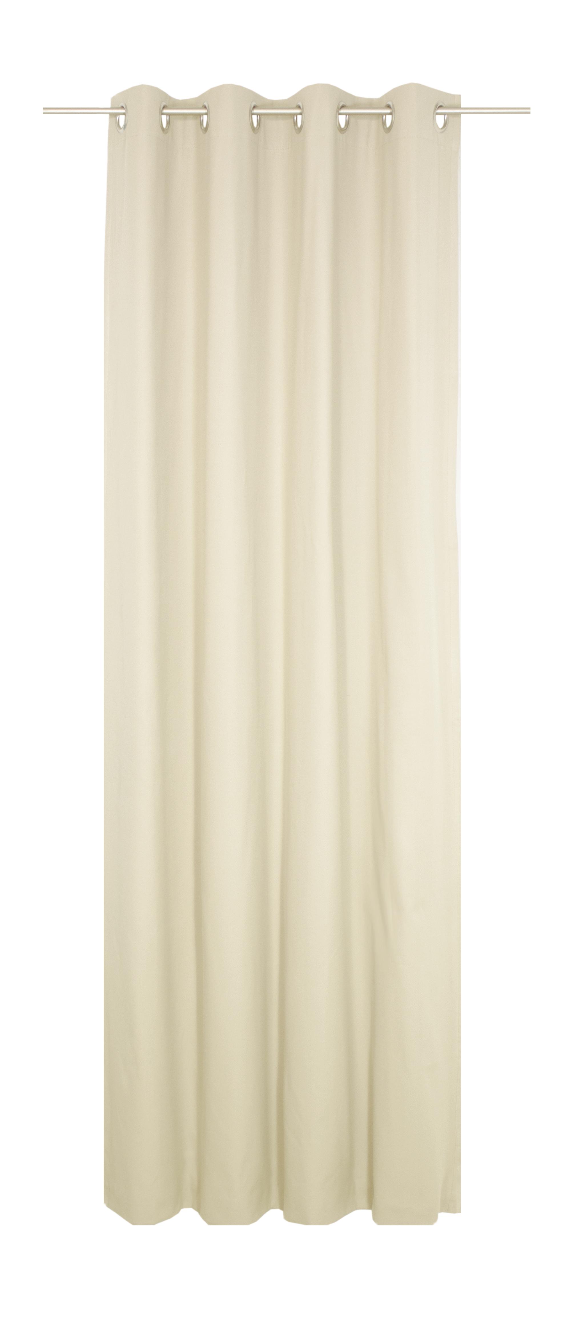 WirthNatur 2-lagig (Vorhang)